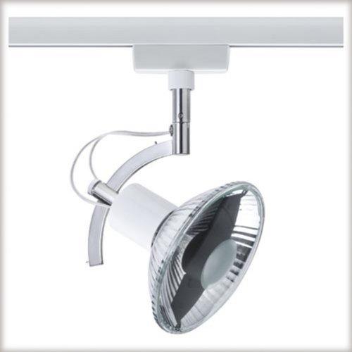 Paulmann 97691 Stromschienensystem, Metall, GU10, weiß