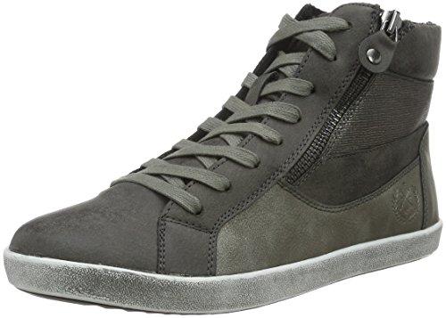 Jane Klain Sneaker, Sneaker Alte Donna Grigio (Grau (210 Graphite))