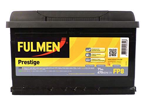 Fulmen Prestige Batterie Auto 670A 71Ah
