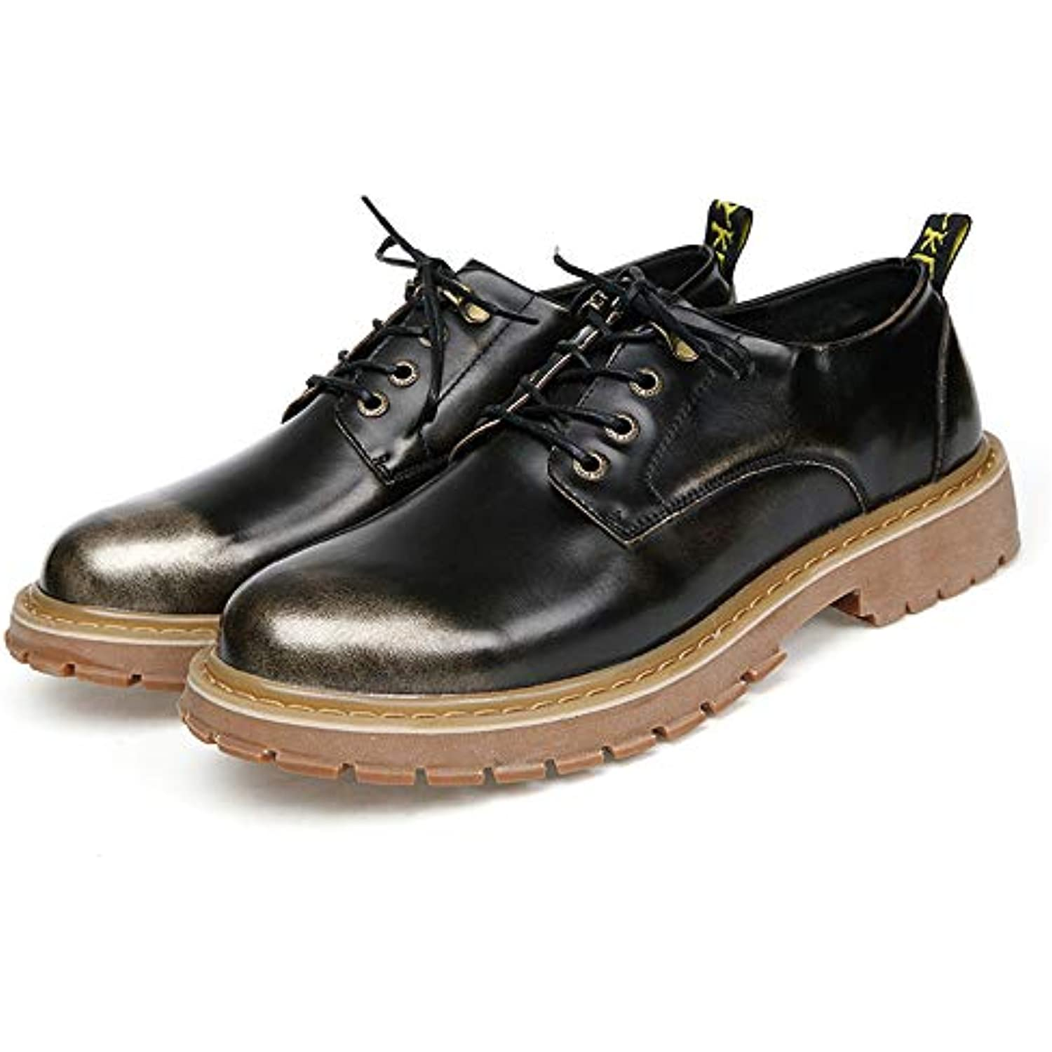 Xinguang Hommes Rétro Ying British Casual Oxford Classique O6Hqd6xZw