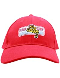 Gump Chapeau Red Hat Casquette de Baseball Accessoires Cosplay Costume