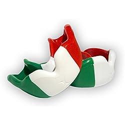 Bucal Gilbert - Talla Senior - Bandera de Italia