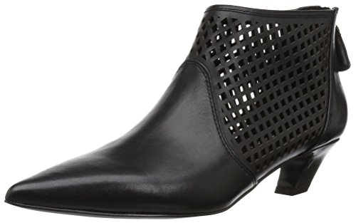 Nine West Women's Yovactis Leather Ankle Boot,
