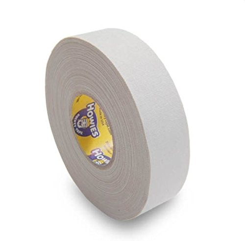 Schlägertape Profi Cloth Hockey Tape 25mm f. Eishockey (weiß), 23 m