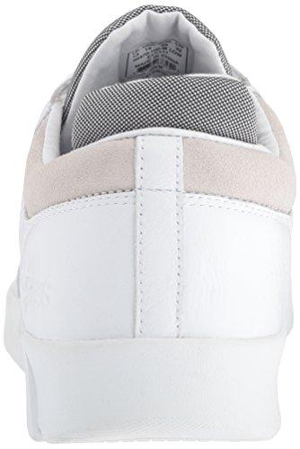 K-Swiss Aero Trainer, Sneakers Basses Homme Blanc (White)