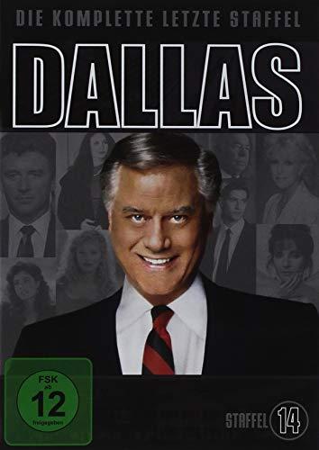 Dallas - Staffel 14 [5 DVDs]