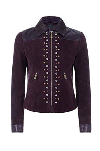 PINKO Obelix giacca, Colore : viola, Misure : 44