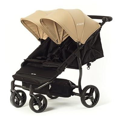 Silla gemelar EASY TWIN 1.0 Baby Monsters + Plastico de lluvia + Regalo de un bolso organizador