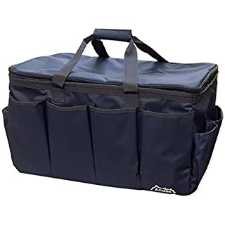Andes Insulated Camping Kitchen Store Travel Cool Bag Picnic Cooler Box
