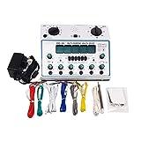Elettrostimolatore Tens EMS Digital Meridian Massager Macchina di fisioterapia Dispositivo terapeutico Macchina per agopuntura elettronica Strumento per elettroterapia a impulsi Sollievo dal dolore