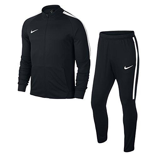 Nike Herren Dry Squad 17 Trainingsanzug, Black/White, M