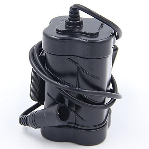 8.4V 18650Battery Pack de remplacement pour T6/P7/X2/U2pour vélo, 8000mAh waterproof