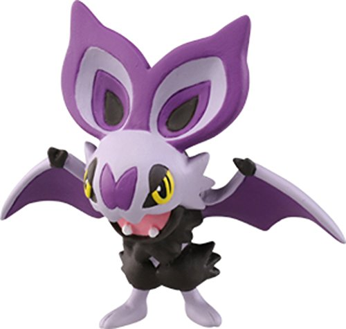 Takaratomy Official Pokemon Monster Collection MC-071 Noibat Action Figure