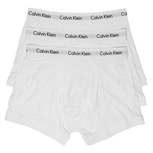 Calvin Klein Herren Boxershorts 3P Trunk (erPack 3)