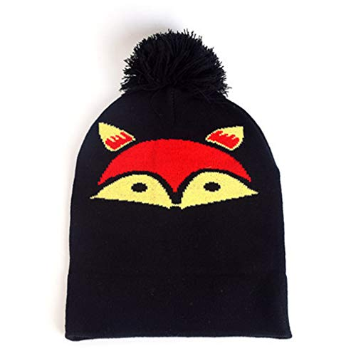 Ben-gi Frauen Mädchen Teens Cute Animal Strickmütze Pom Pom Hut Mütze Cartoon Beanie Winter Herbst Kopfbedeckung