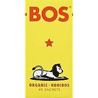 BOS Dry Tea Rooibos Bags Carton 40 Sachets x 12 100 g