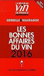 Guide rouge Les bonnes affaires du vin 2016