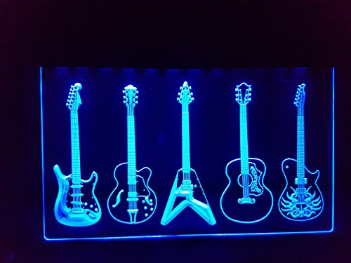 Guitars guitarras/Guitarra Neon Neon-cartel luminoso (LED Nuevo Cartel Cargar Reklame