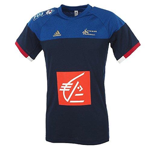adidas Herren FFHB Frankreich T-Shirt, Conavy/Corome, M, AC4921