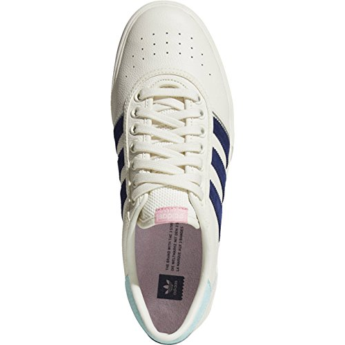 adidas Skateboarding Lucas Premiere x Helas, Off White-Dark Blue-Clear Aqua off white-dark blue-clear aqua