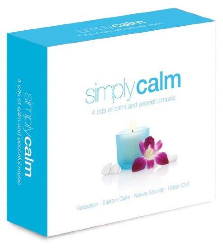 Simply Calm (Coffret 4 CD)