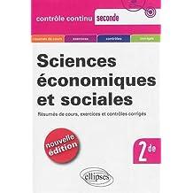Sciences Économiques et Sociales Seconde