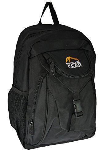 mens-ladies-outdoor-gear-small-backpack-rucksack-daypack-walking-travel-work-black-trim-all-black