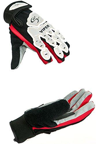 Preisvergleich Produktbild Sport DirectTM BMX Fahrradhandschuhe Viper Junior Größe S RRP £12.99