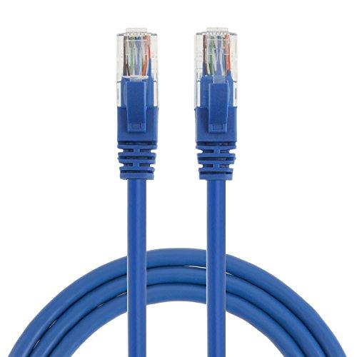 50ft Blau Patch-kabel (CableCreation CL0164 Ethernet-Kabel, 50 Feet, blau, Stück: 1)