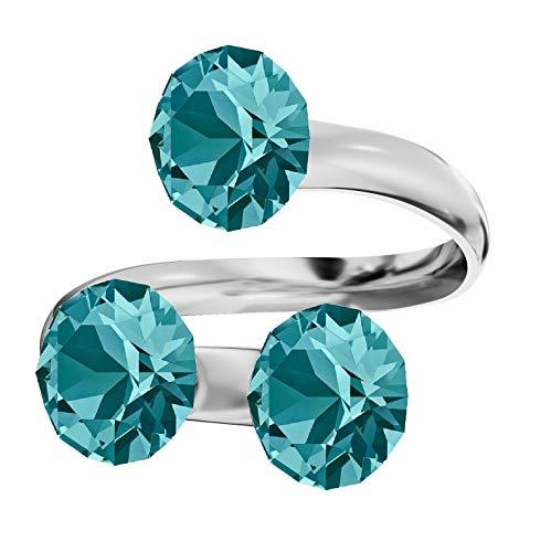 e46056e8d6ef Crystals&Stones Niños Mujer plata