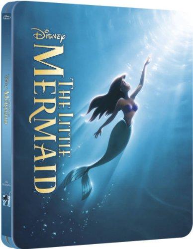 Preisvergleich Produktbild Little Mermaid - Limited Edition (Steelbook) [Blu-ray] [UK Import]