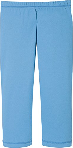 Erwin Müller Kinder-Capri-Leggings Single-Jersey blau Größe 134 / 140 Capri-jersey-leggings