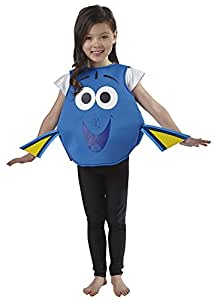 Dory Tabard - Finding Dory - Disney Pixar - Childrens Fancy Dress ...