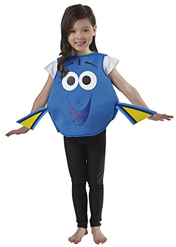 Rubies Offizielle Dory gildenwams finden Dory Disney Pixar Fancy Kleid, 104 cm, Kinder Kostüm für Alter (Fancy Dress Kinder Kostüme Uk)