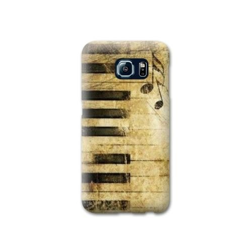 Cokitec Case Schale Samsung Galaxy a5 (2017) - A520 Music - Piano Vintage B