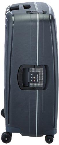 Samsonite Koffer Großer Reisekoffer S'cure Dlx Spinner 75/28, 75 cm, 102 Liter, graphite, 50918-1374 -