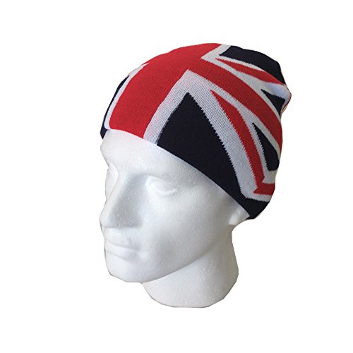 Herren Mütze - Britische Flagge Muster