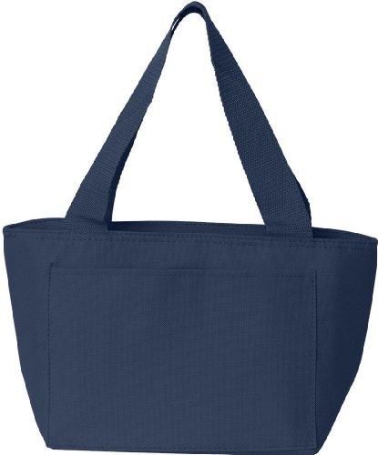 Liberty Taschen einfach und Cool Kühler–weiß–OS Dunkelblau