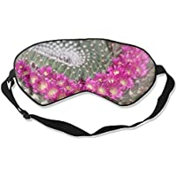 Flowering Cactus 99% Eyeshade Blinders Sleeping Eye Patch Eye Mask Blindfold For Travel Insomnia Meditation preisvergleich bei billige-tabletten.eu