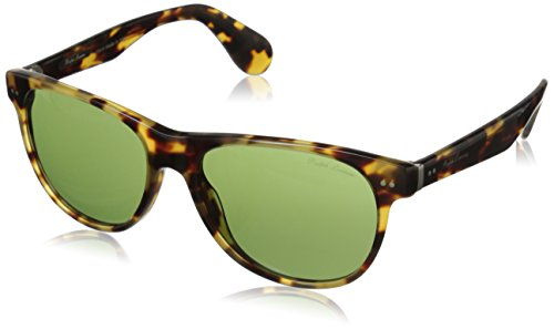 Ralph Lauren 0Rl8129P 500452 56 Montures de lunettes, Marron (Havana Spotty/Green), Homme