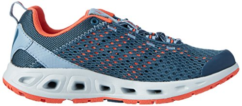 Columbia Drainmaker Iii, Chaussures Multisport Outdoor Femme Bleu (Whale, White 554)