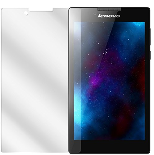 dipos I 2X Schutzfolie klar passend für Lenovo Tab 2 A7-30 Folie Bildschirmschutzfolie