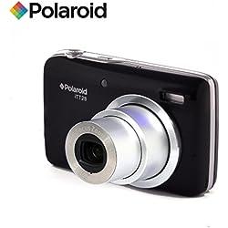 Appareil photo numérique 20MP compact Ultra avec 20x zoom optique Polaroid ITT28 (noir)