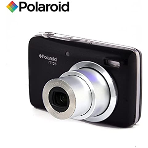 Fotocamera digitale compatta 20MP Ultra con 20x zoom ottico Polaroid