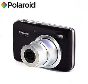 Ultra Compact 20MP Digital Camera with 20x Optical Zoom Lens Polaroid ITT28 (Black)