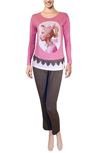 Pepita Pyjama rosa Rosa