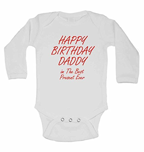 Happy Baby-strampelanzug (Personalisierte Baby Bodys