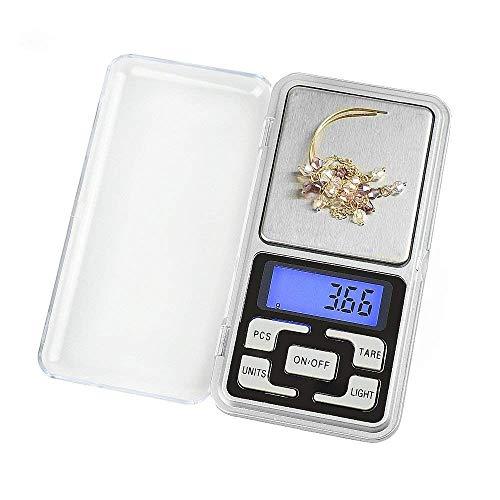 Zoom IMG-1 qka bilancia tascabile digitale di