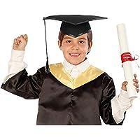 Birrete de Graduado infantil