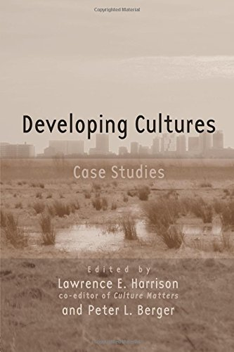 Developing Cultures (Culture Matters Research Project)